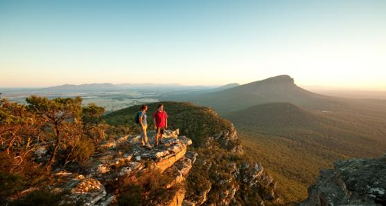 MOUNT STURGEON LOOKOUT GRAMPIANS 684x476