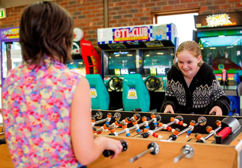 DiscoveryParksGeelong GamesRoom1