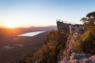PINNACLE LOOKOUT GRAMPIANS IMAGE GALLERY2